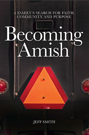 Becoming Amish - Book Cover