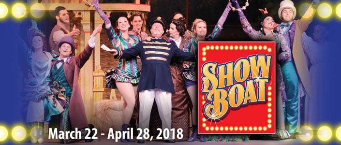Dutch Apple Dinner Theatre Presents Show Boat