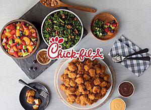 Chick-fil-A Catering in Lancaster, PA