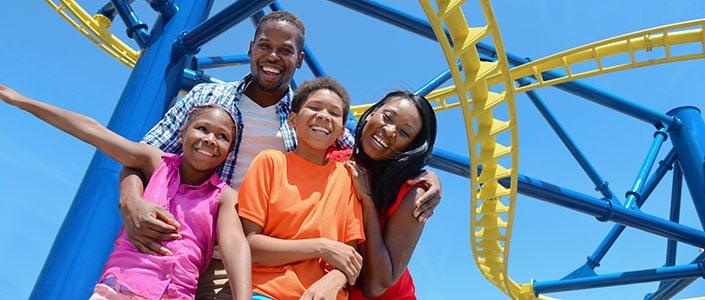 Dutch Wonderland - Family Coaster
