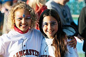 Lancaster Barnstormers Fans