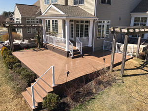 Stump's Quality Decks - Covered Decks