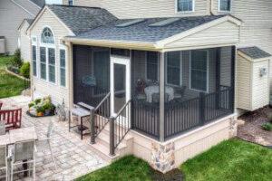 Stump's Quality Decks - Screened Porches
