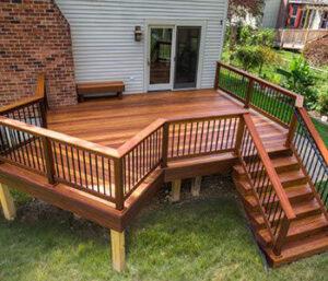 Stump's Quality Decks - Wood Decks