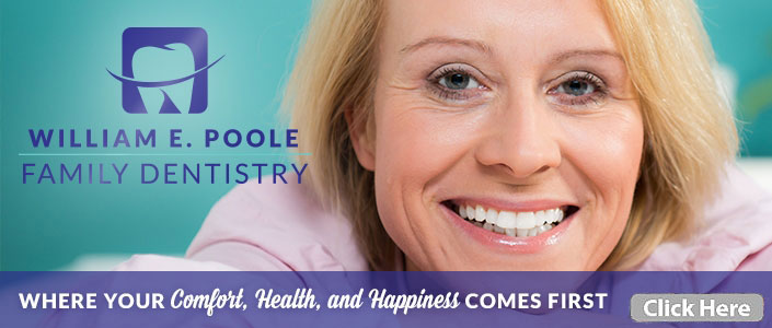 Family Dentist - Dr. William E. Poole DDS click