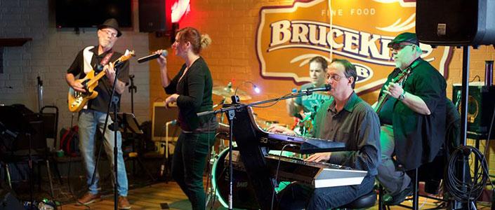 The Jeanette Stillman Band