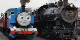 Strasburg Rail Road Day Out with Thomas Event