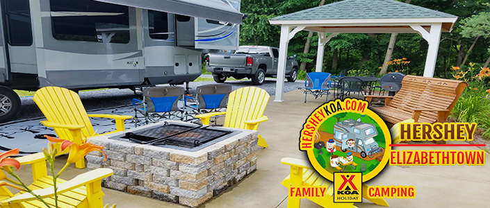 25+ Top Campgrounds in Lancaster, PA [2019 List] - RV Parks