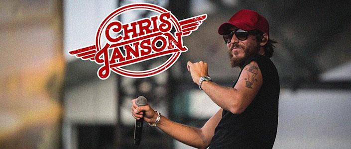 EVENT: Chris Janson - American Music Theatre | Events | LancasterPA com