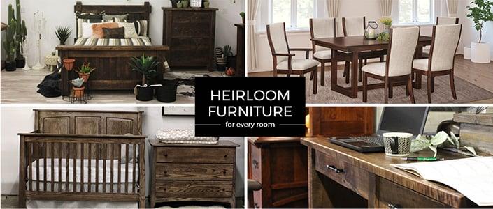 Kings Acres Heirloom Furniture From, Kings Furniture Pa