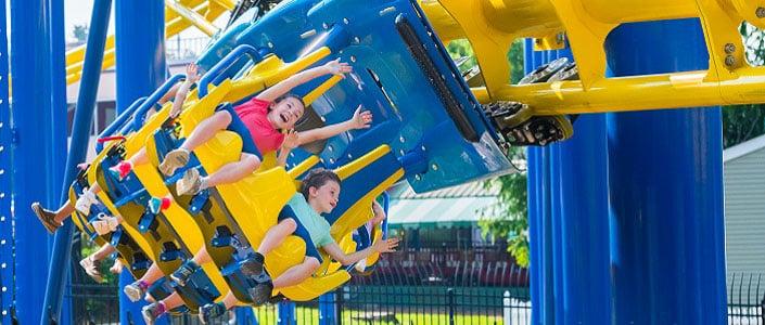 Dutch Wonderland Family Amusement Park