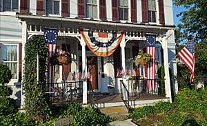 Artist's Inn July 4th - Terre Hill, PA