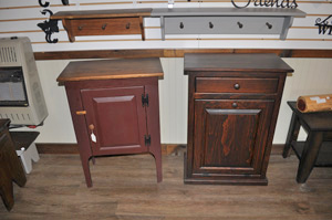 Country Woodshop - Waster Bin Cabinet