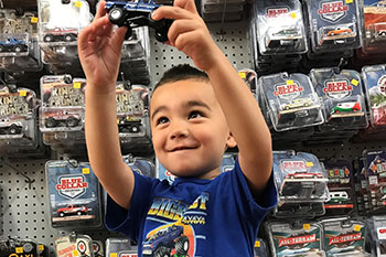 outback toys kid monster truck