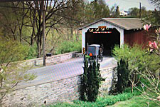 Eby Farm Bed & Breakfast - Covered Bridge Cottage - Lancaster, PA