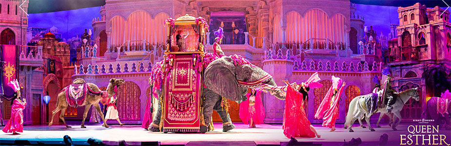 Queen Esther at Sight & Sound Theatres - Lancaster, PA