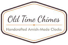 Old Time Chimes - Amish made clocks