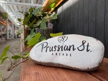 Prussian Street Arcade - Manheim, PA