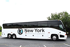 New York Charter Bus Company - Lancaster, PA