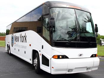 New York Charter Bus Company