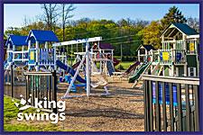 King Swings Lancaster Playground - Lancaster, PA