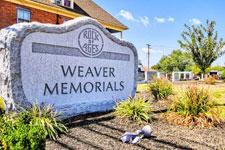 Weaver Memorials - New Holland, PA